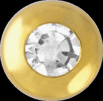 GoldStar, Kreis mit Diamant