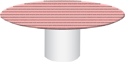 K-Flex Snap-on Polierscheiben Ø 14 mm