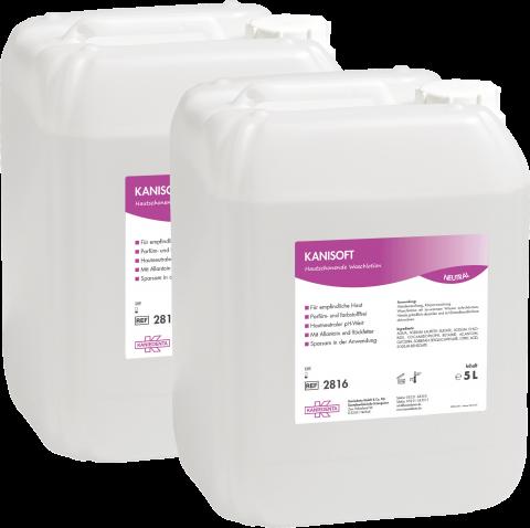 Kanisoft NEUTRAL 5 Liter Kanister