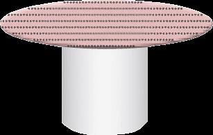 K-Flex Snap-on Polierscheiben Ø 10 mm
