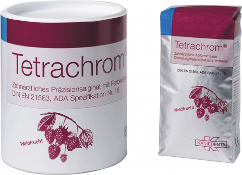 Tetrachrom WALDFRUCHT Präzisionsalginat