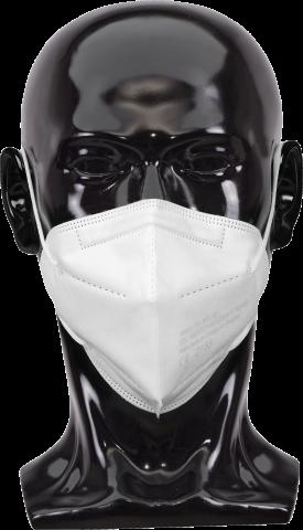10 x Atemschutz-Filtermaske KN95