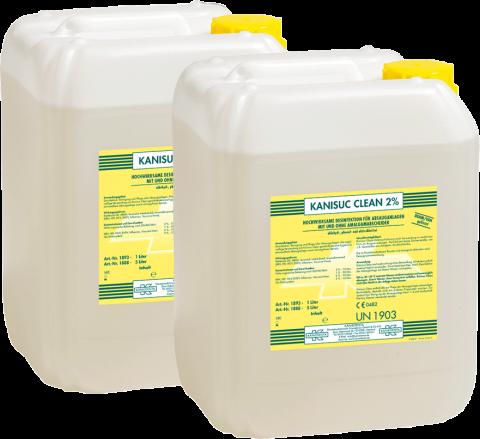 Kanisuc Clean 2,0% 5 Liter Kanister
