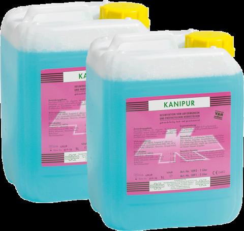 Kanipur Tauchbad 5 Liter Kanister