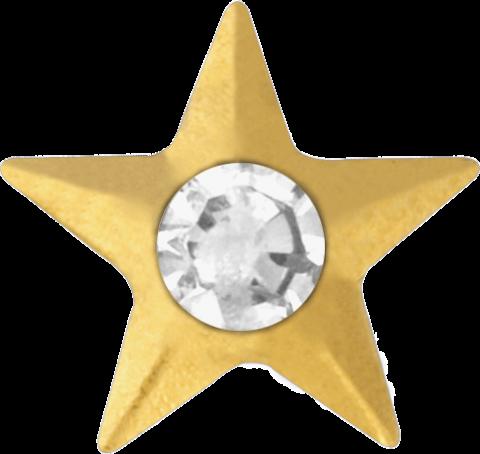 GoldStar, Stern mit Diamant