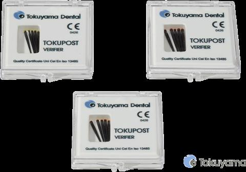 TokuPost Verifier Ø 0,75 mm, orange