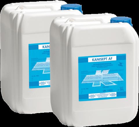 Kanisept AF 1,5% 5 Liter Kanister