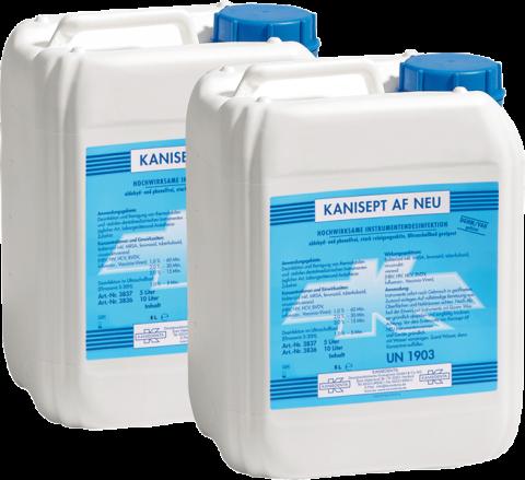 Kanisept AF NEU 1,0% 5 Liter Kanister