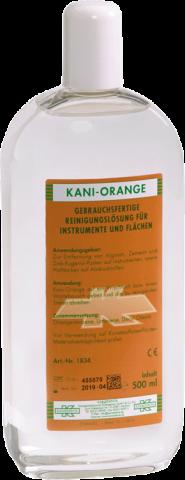 Kani-Orange 500 ml Flasche